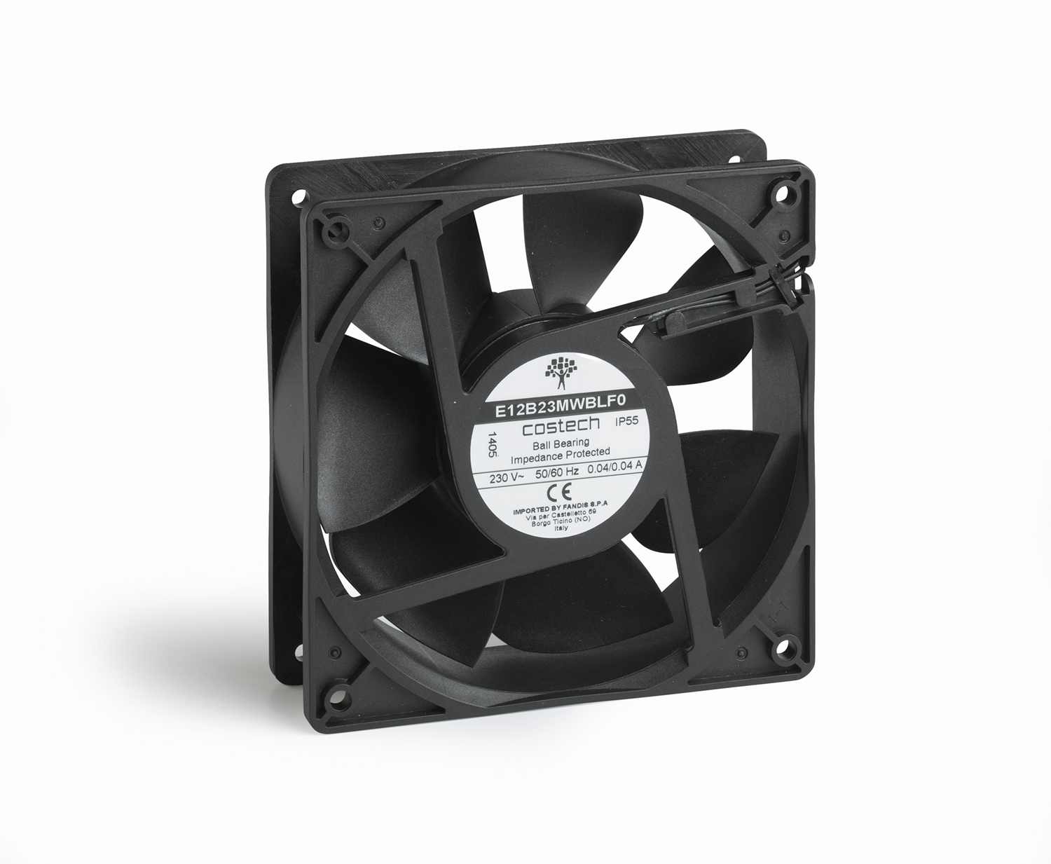 Electronic Cooling Fans : Frame fans cooling electronic devices in cabinets
